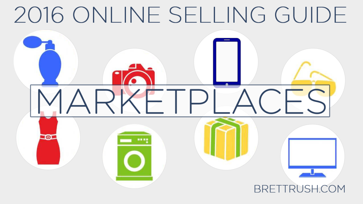 2016 Online Selling Guide - Marketplaces