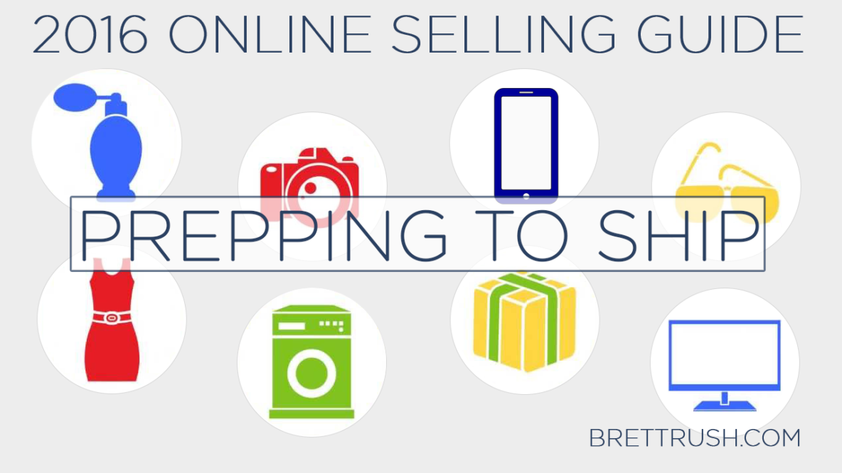 2016 Online Selling Guide - Shipping