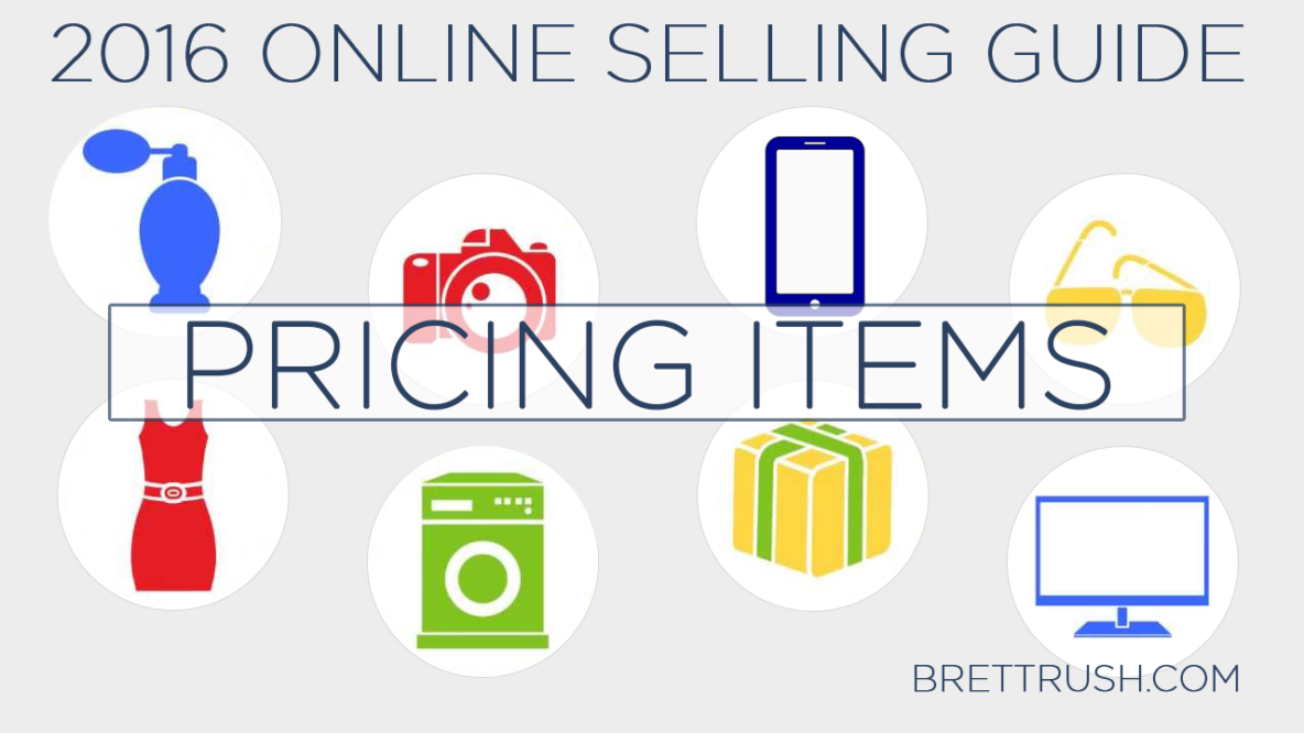 2016 Online Selling Guide - Pricing